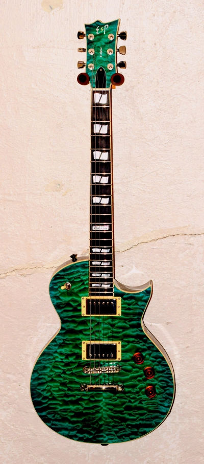 ESP Eclipse/ Green Machine